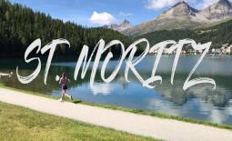 RUN IN ST.MORITZ